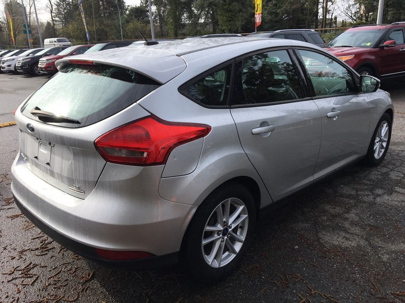 2015 Ford Focus for sale in Port Coquitlam, British Columbia