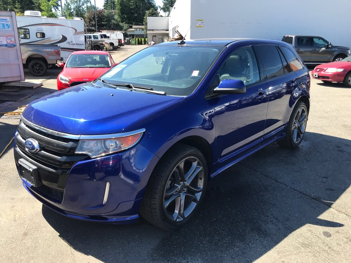 2013 Ford Edge for sale in Abbotsford, British Columbia