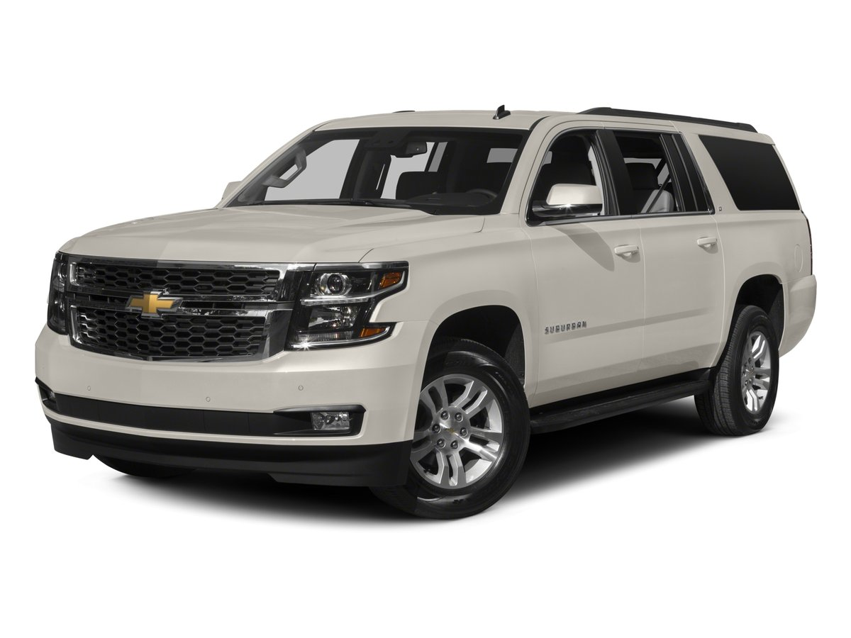 2015 Chevrolet Suburban For Sale In Campbell River