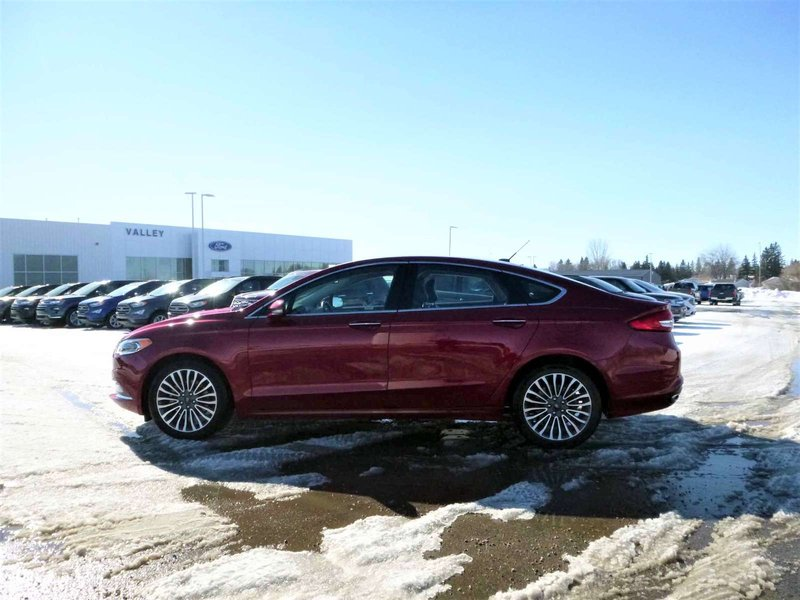 2017 Ford Fusion for sale in Hague, Saskatchewan