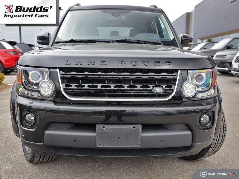 2015 Land Rover LR4 for sale in Oakville, Ontario