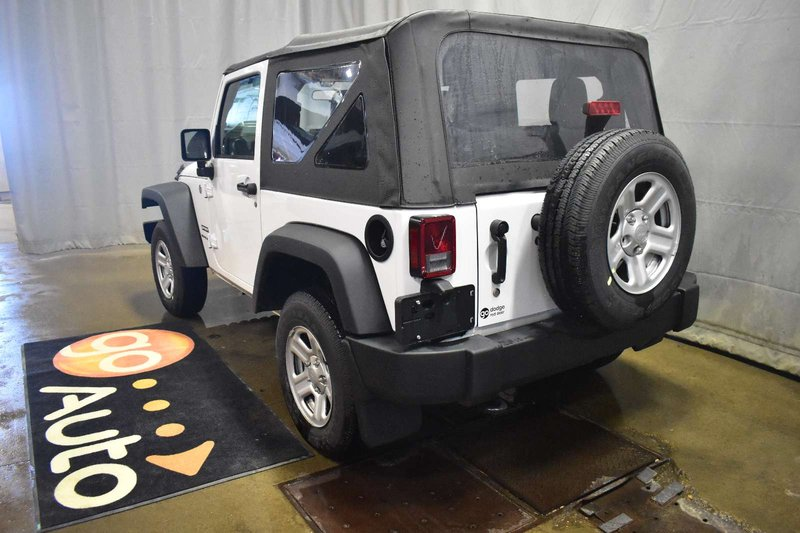 2018 Jeep WRANGLER JK for sale in Red Deer, Alberta