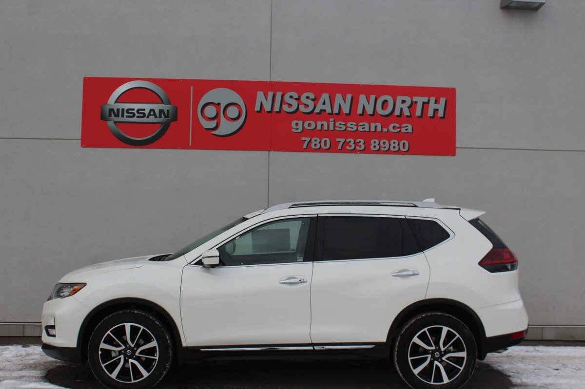 2020 Nissan Rogue for sale in Edmonton