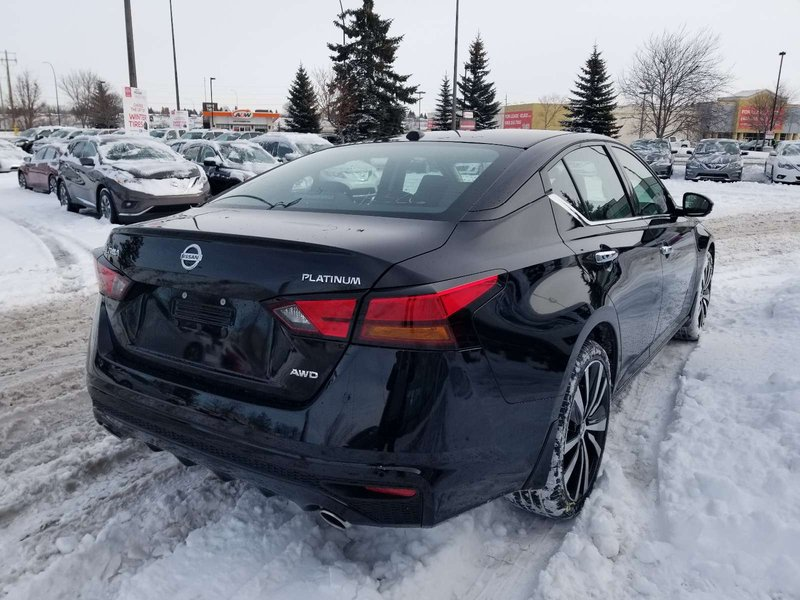 2019 Nissan Altima for sale in Calgary, Alberta