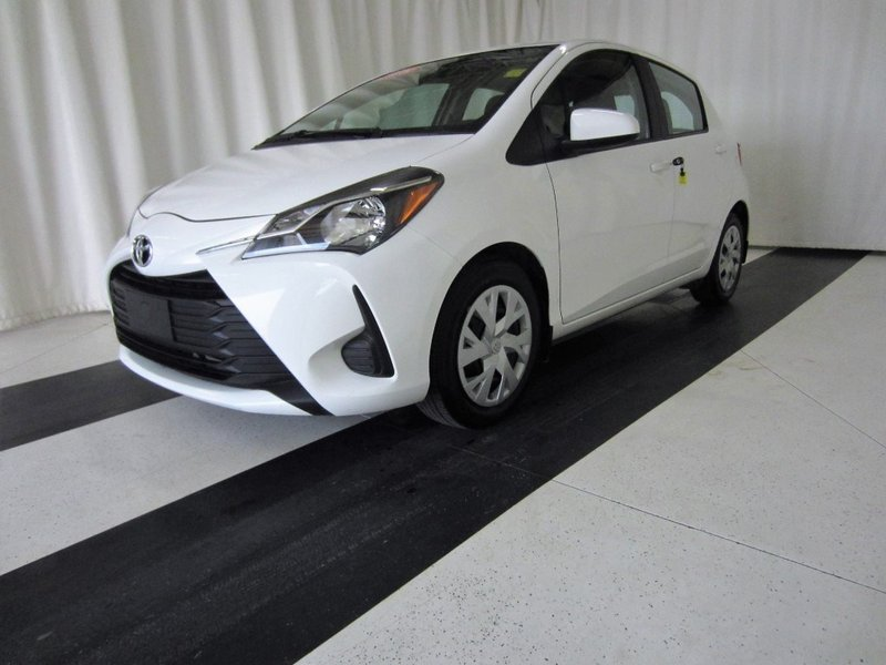 2018 Toyota Yaris Hatchback for sale in Winnipeg, Manitoba