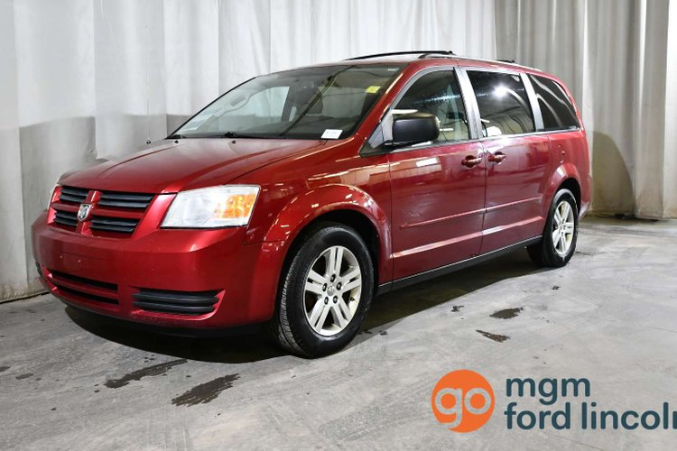 2010 Dodge Grand Caravan SE for sale in Red Deer, Alberta