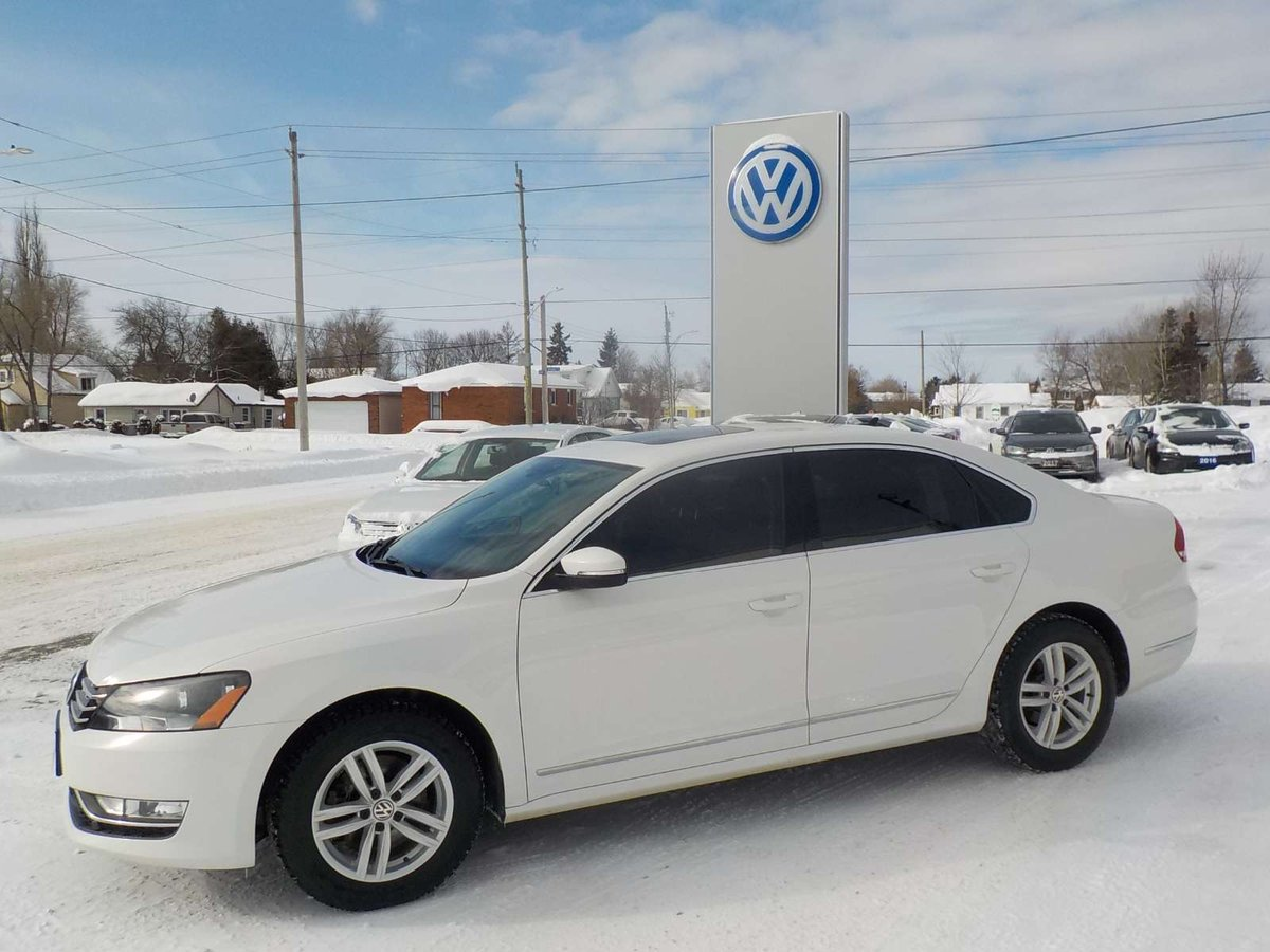 2015 Volkswagen Passat for sale in Sault Ste. Marie, Ontario