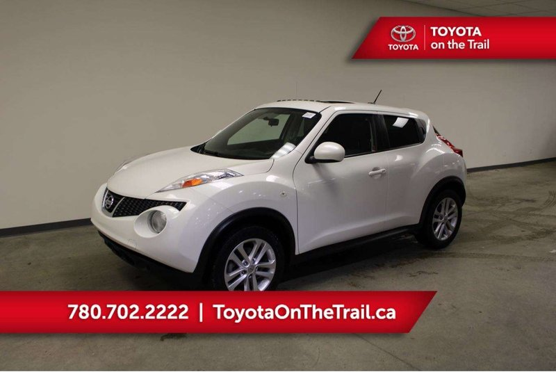 2014 Nissan JUKE for sale in Edmonton, Alberta