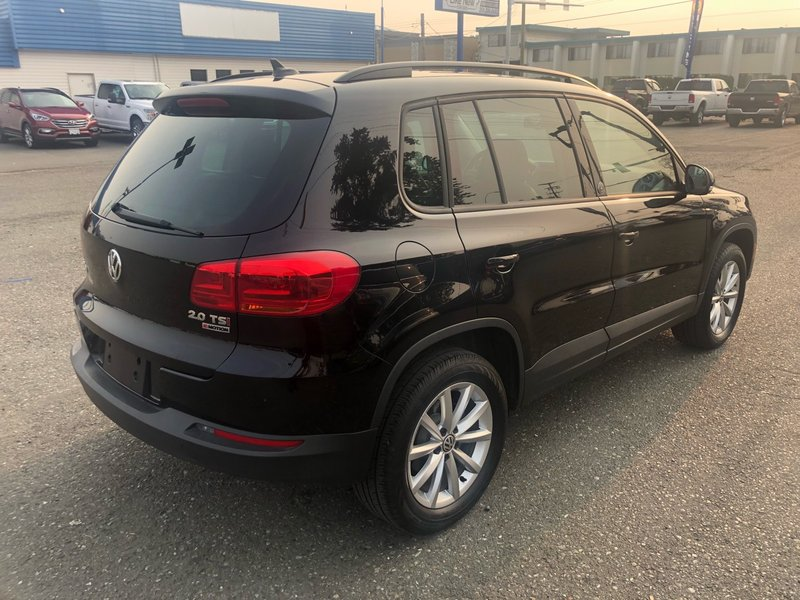 2017 Volkswagen Tiguan for sale in Campbell River, British Columbia