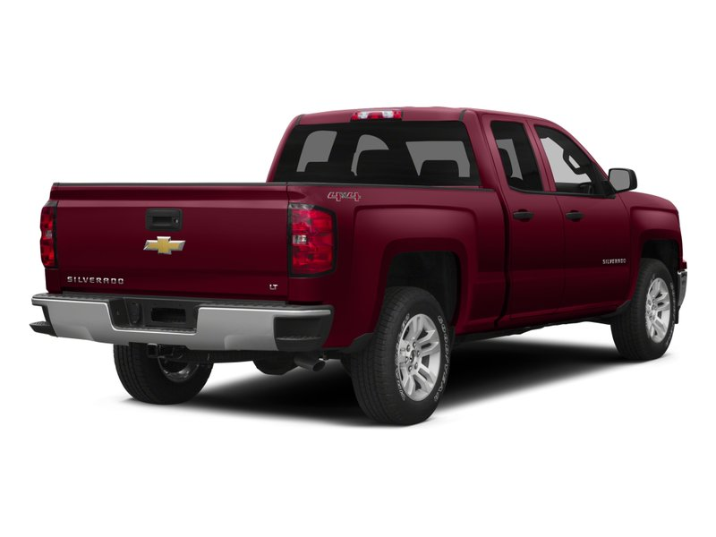 2015 Chevrolet Silverado 1500 for sale in Campbell River, British Columbia