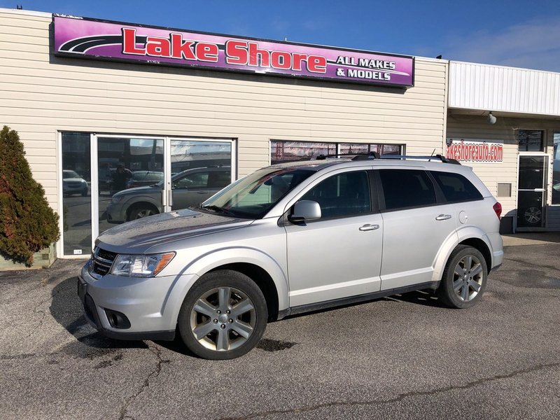 2012 Dodge Journey for sale in Tilbury, Ontario
