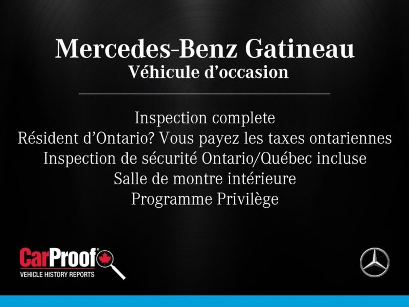 2017 Mercedes-Benz B-Class for sale in Gatineau, Quebec