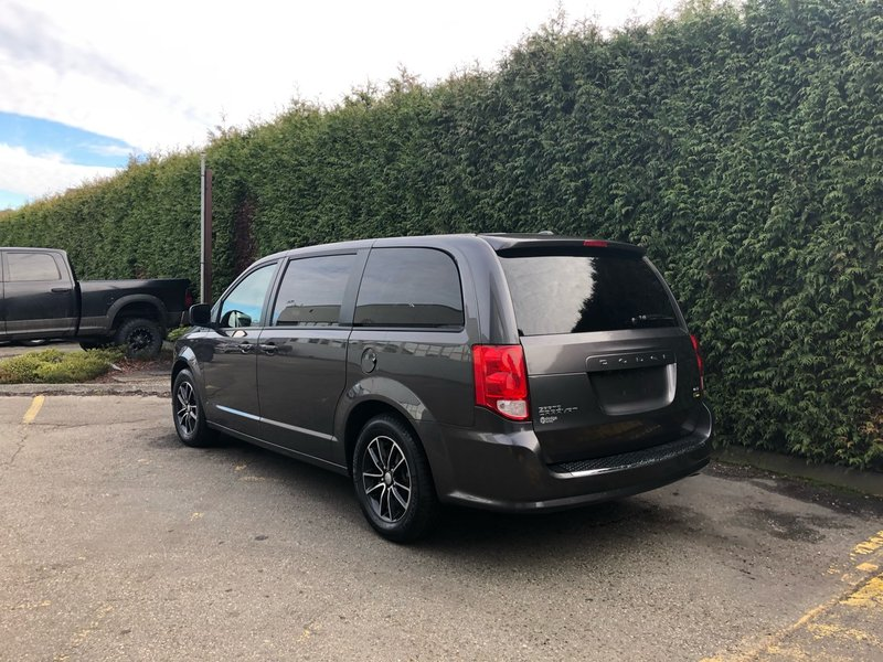 2018 Dodge Grand Caravan for sale in Surrey, British Columbia