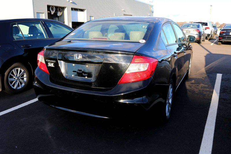 2012 Honda Civic Sedan for sale in Charlottetown, Prince Edward Island