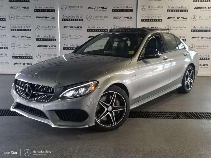 2016 Mercedes-Benz C-Class for sale in Calgary, Alberta