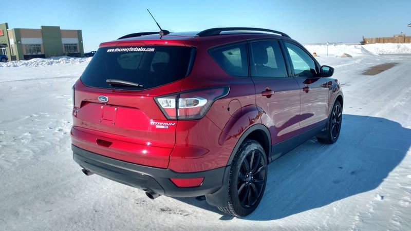 2017 Ford Escape for sale in Humboldt, Saskatchewan