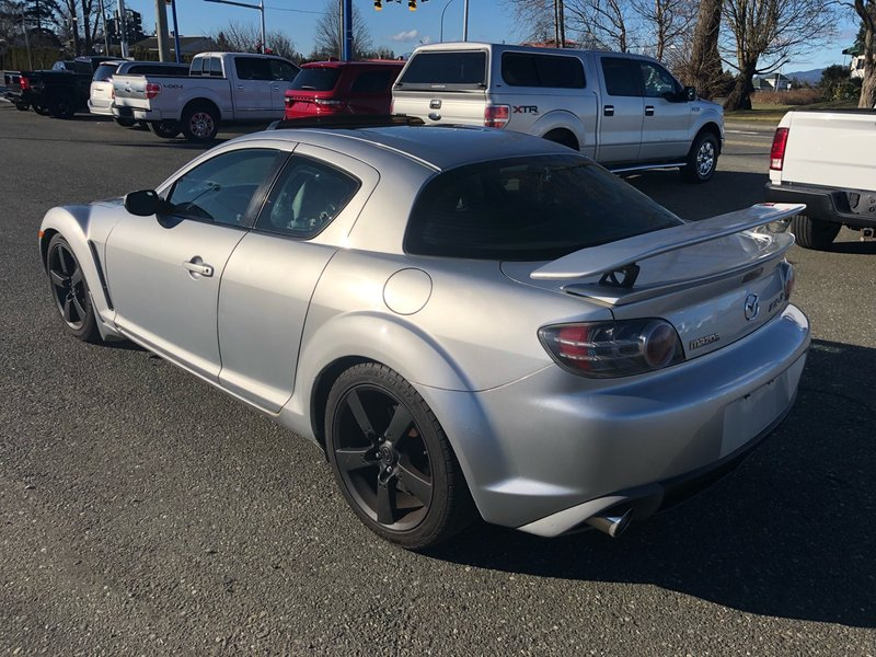 2006 Mazda RX-8 for sale in Campbell River, British Columbia