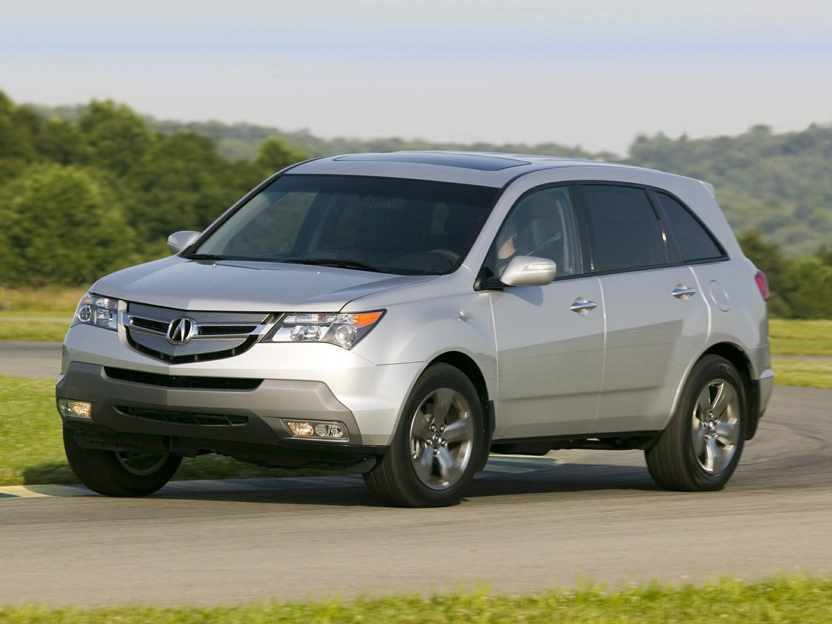 2008 Acura MDX for sale in Edmonton, Alberta