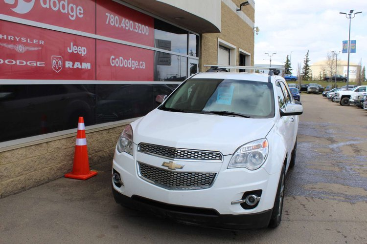 2012 Chevrolet Equinox 1LT for sale in Edmonton, Alberta