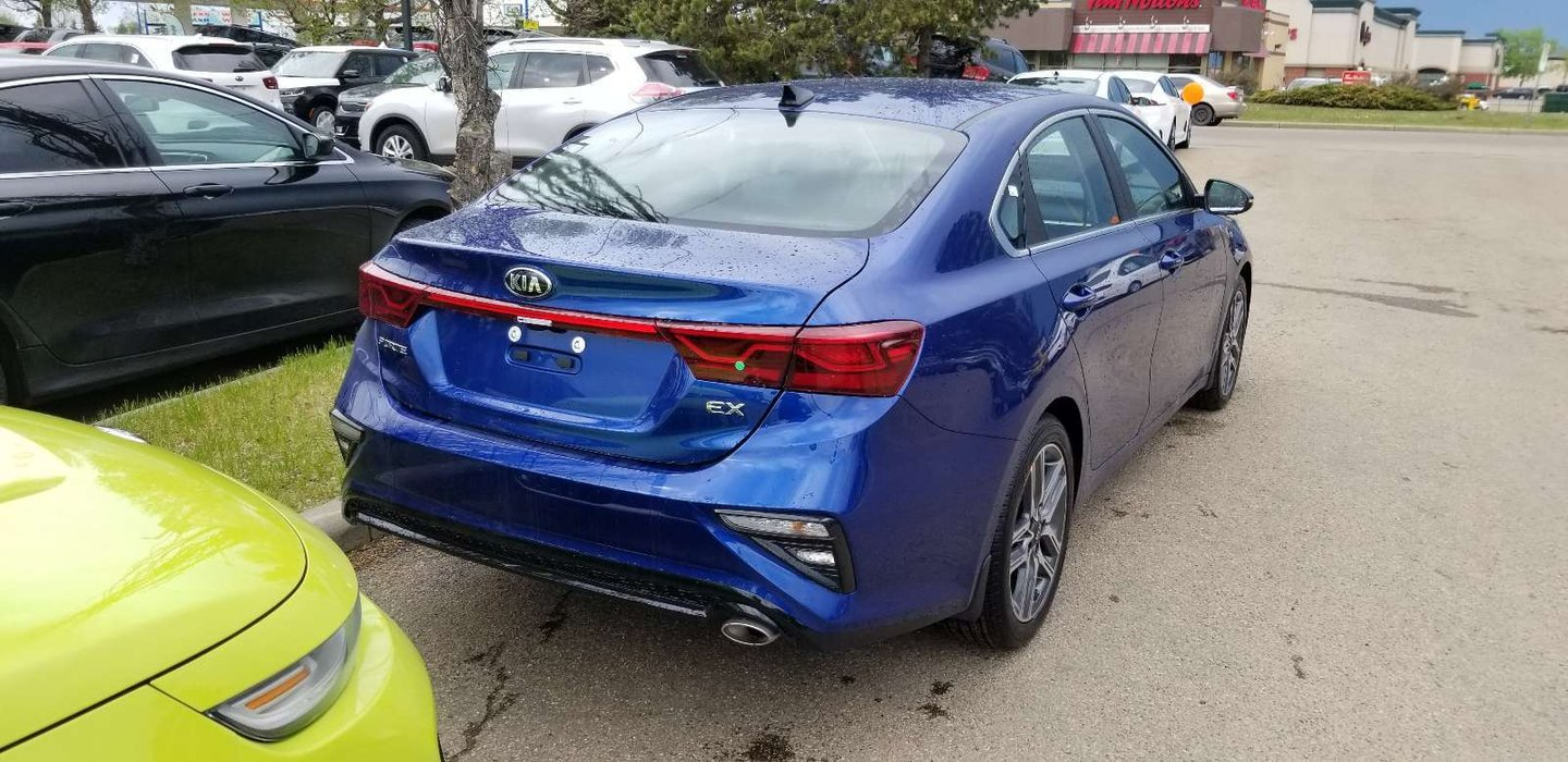 2019 Kia Forte EX Premium for sale in Edmonton, Alberta