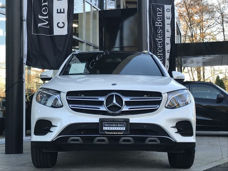2018 Mercedes-Benz GLC for sale in Surrey, British Columbia