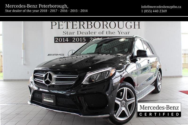 2017 Mercedes-Benz GLE for sale in Peterborough, Ontario