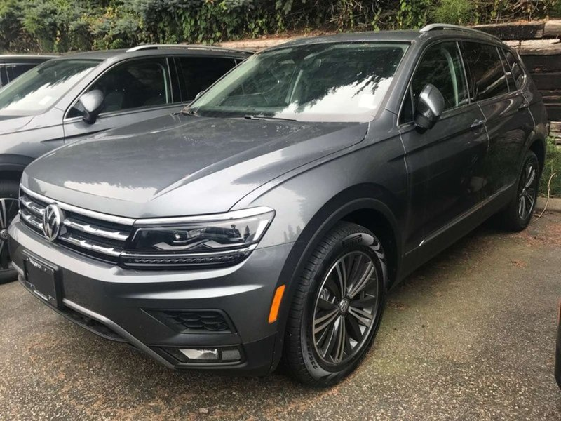 2018 Volkswagen Tiguan for sale in Coquitlam, British Columbia