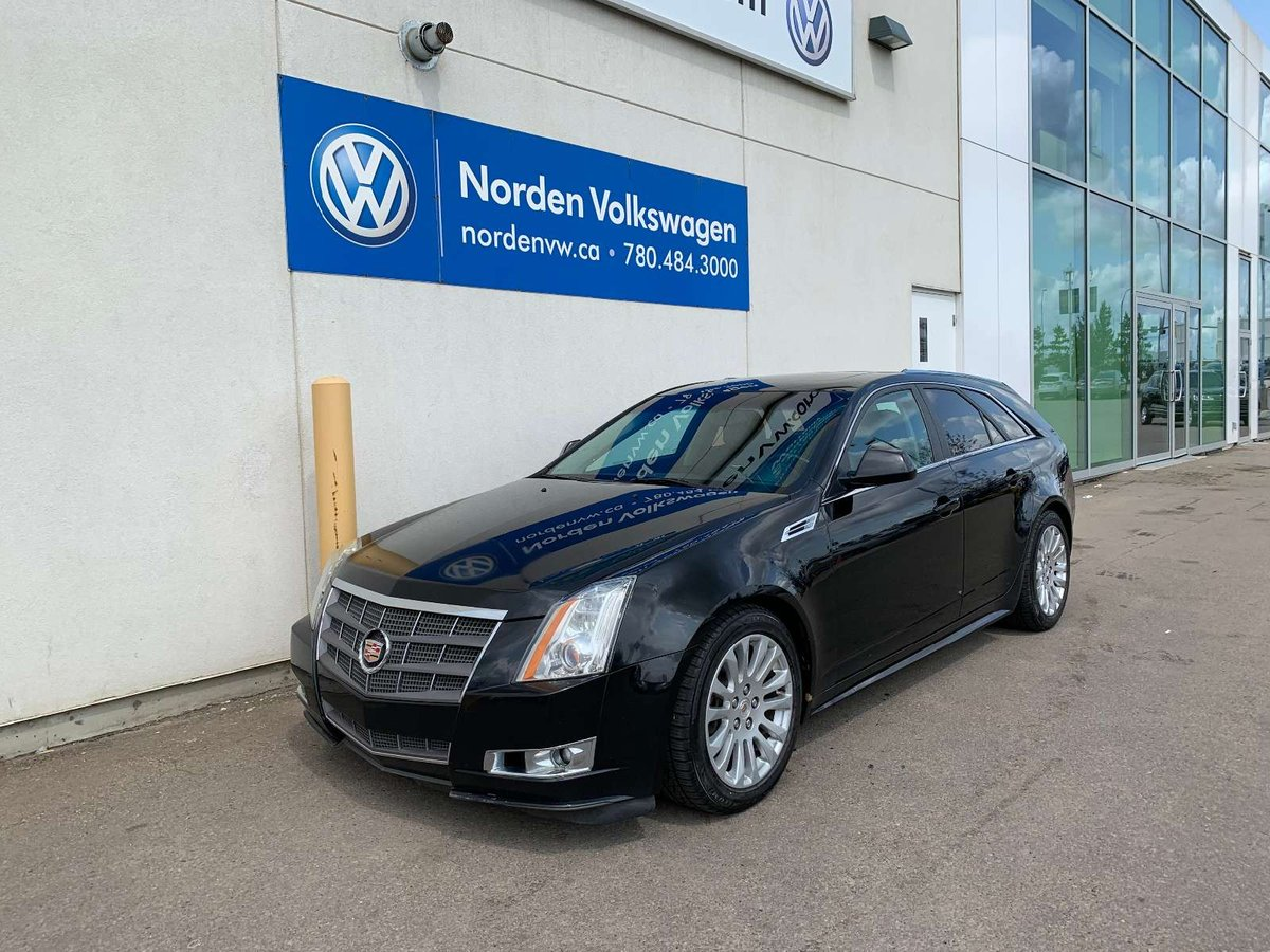 Cadillac Cts Wagon For Sale >> 2010 Cadillac Cts Wagon For Sale In Edmonton