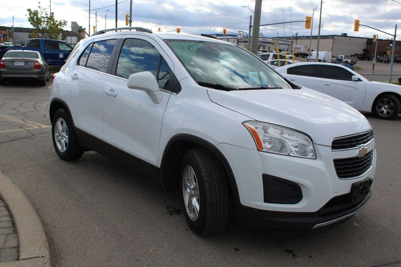 2013 Chevrolet Trax for sale in Mississauga, Ontario