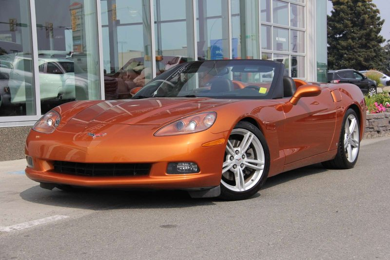 2009 Chevrolet Corvette for sale in Kamloops, British Columbia
