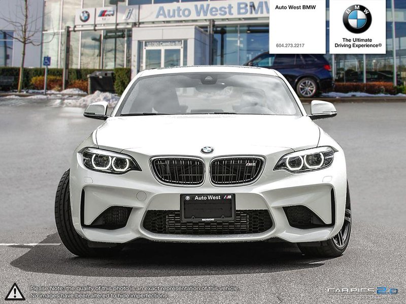 2018 BMW M2 for sale in Richmond, British Columbia