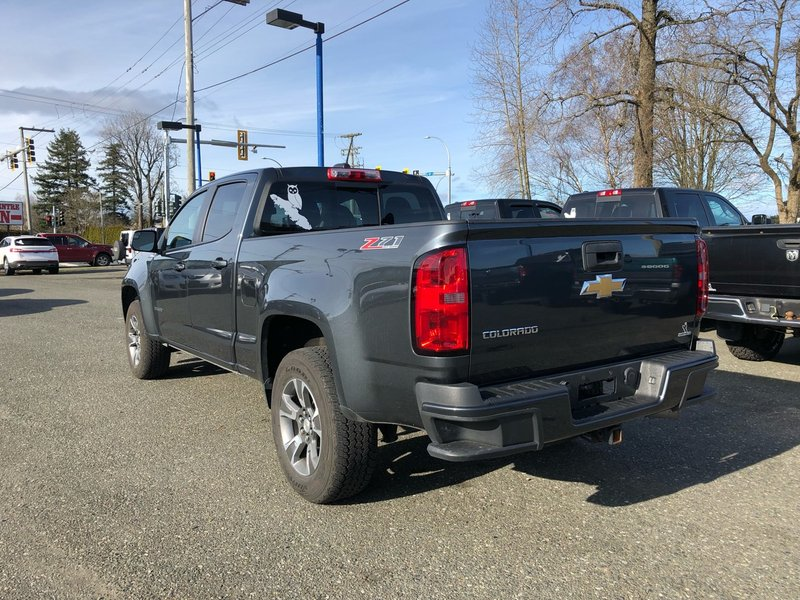2017 Chevrolet Colorado for sale in Campbell River, British Columbia