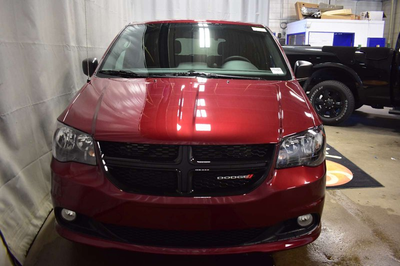 2017 Dodge Grand Caravan for sale in Red Deer, Alberta