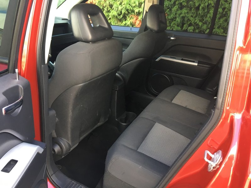 2008 Jeep Compass for sale in Surrey, British Columbia