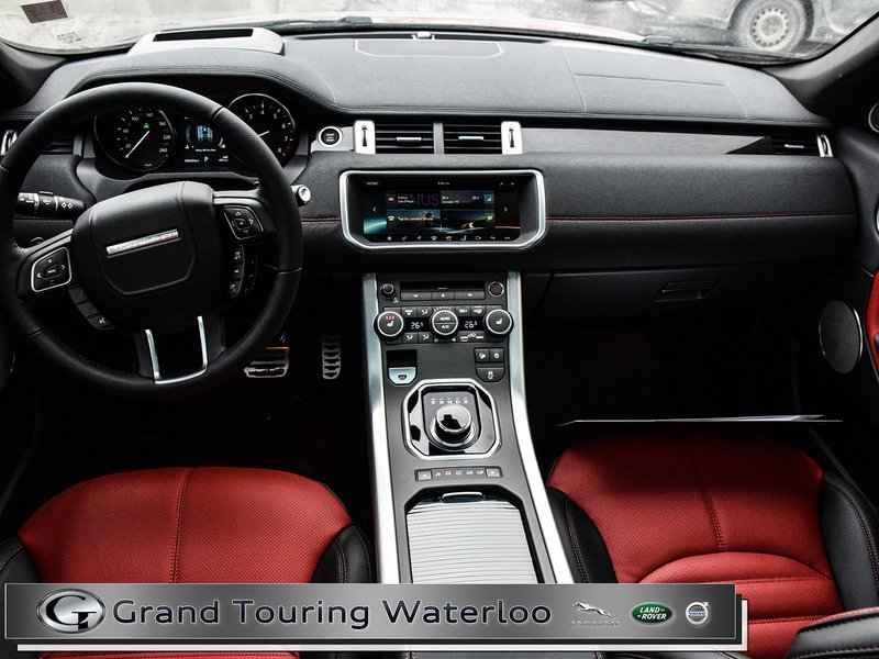 2018 Land Rover Range Rover Evoque for sale in Waterloo, Ontario