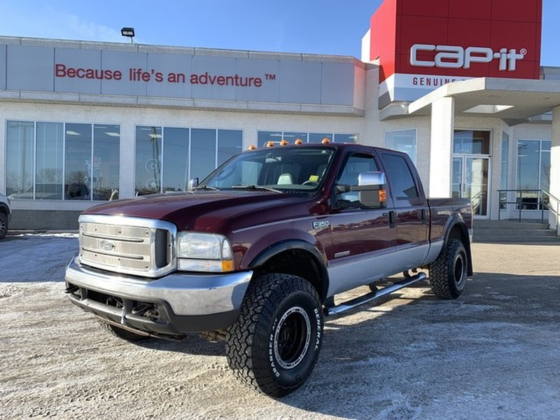 2004 Ford Super Duty F-350 SRW for sale in Moose Jaw, Saskatchewan
