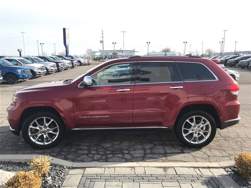 2014 Jeep Grand Cherokee for sale in Tilbury, Ontario