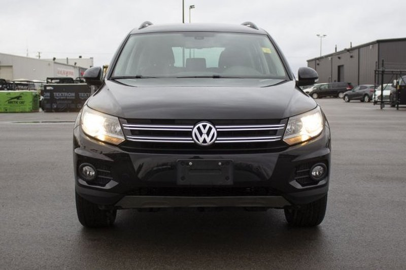 2017 Volkswagen Tiguan for sale in Prince Albert, Saskatchewan