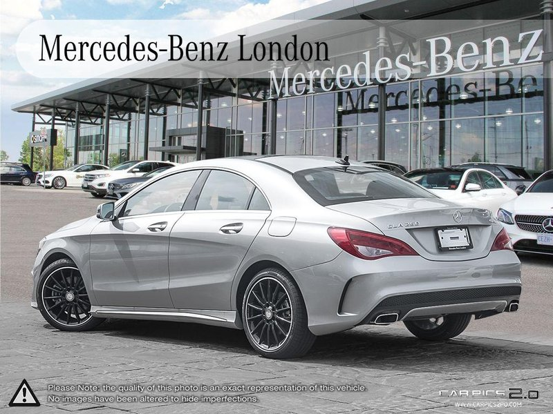 2016 Mercedes-Benz CLA for sale in London, Ontario
