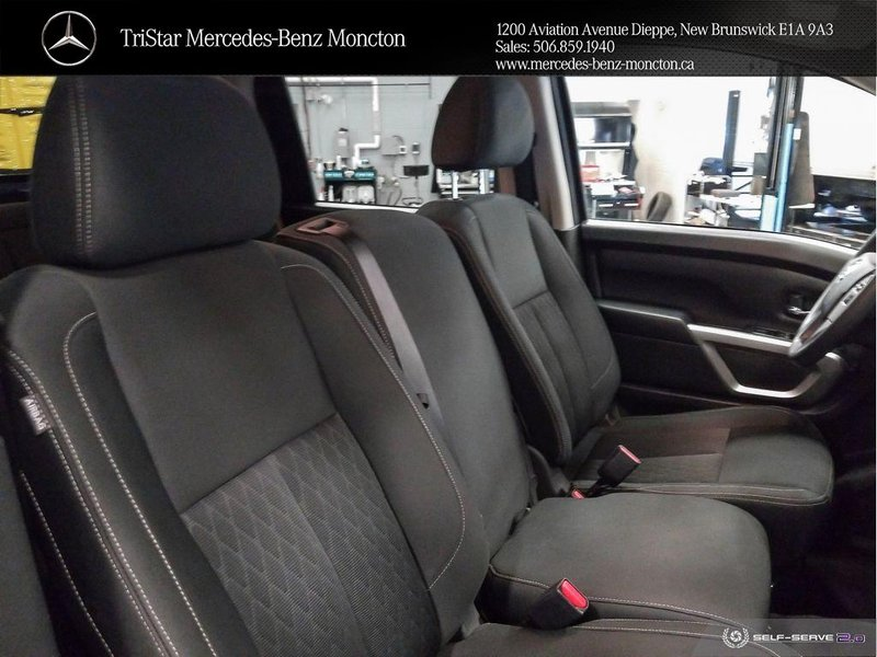 2018 Nissan Titan for sale in Dieppe, New Brunswick