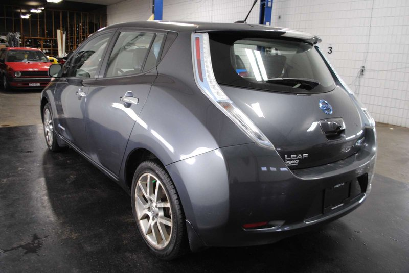 2013 Nissan LEAF for sale in Coquitlam, British Columbia