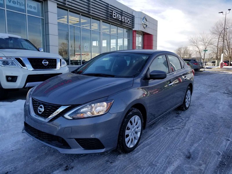 2019 Nissan Sentra for sale in Calgary, Alberta