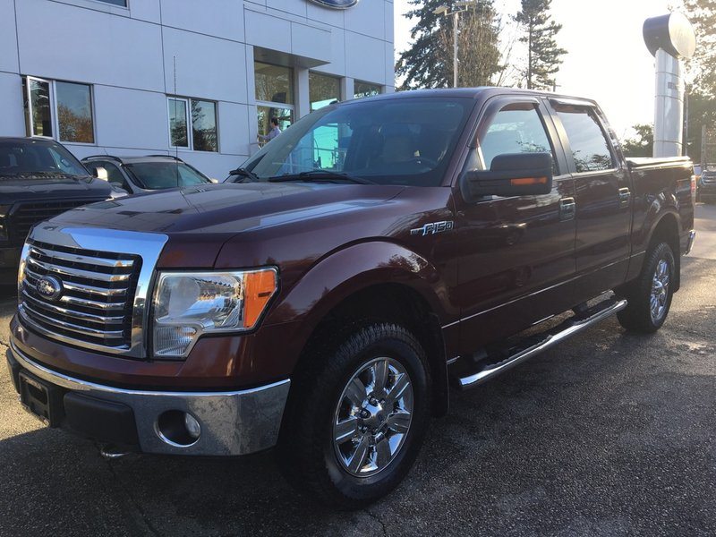 2010 Ford F-150 for sale in Port Coquitlam, British Columbia