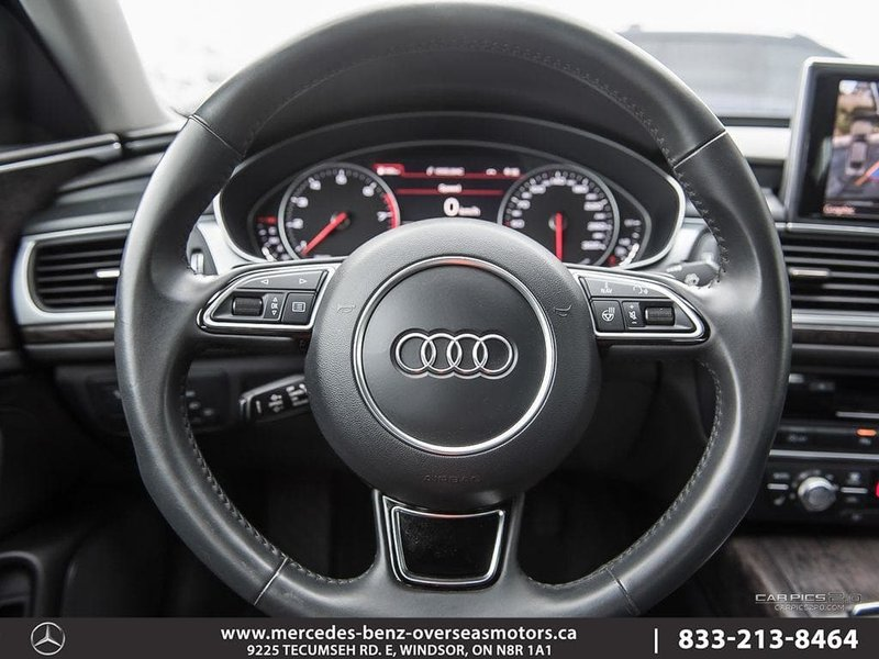 2017 Audi A6 for sale in Windsor, Ontario