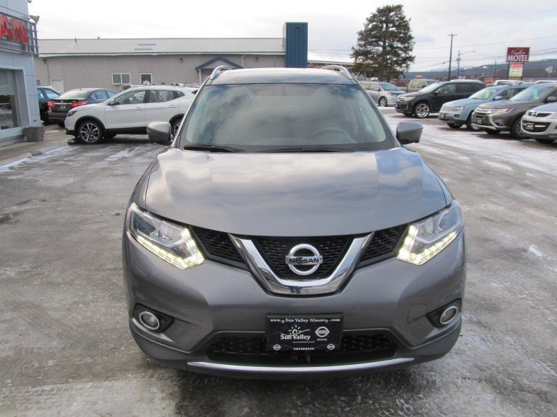2016 Nissan Rogue for sale in Cranbrook, British Columbia
