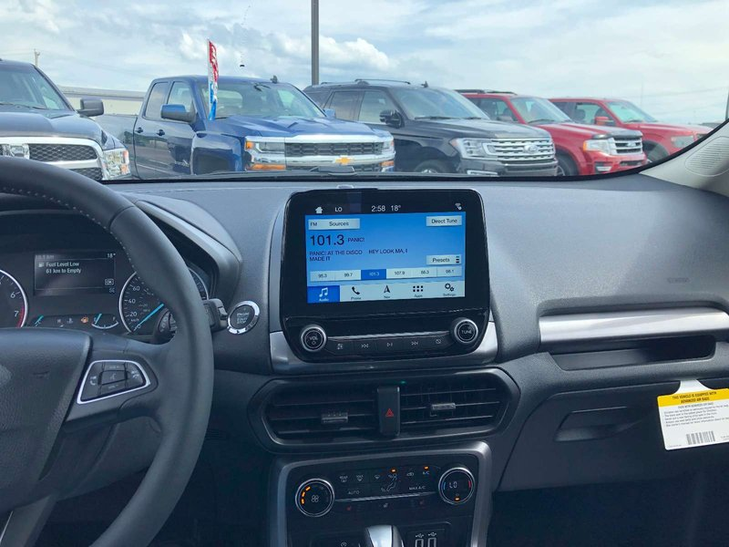 2019 Ford EcoSport for sale in Cold Lake, Alberta