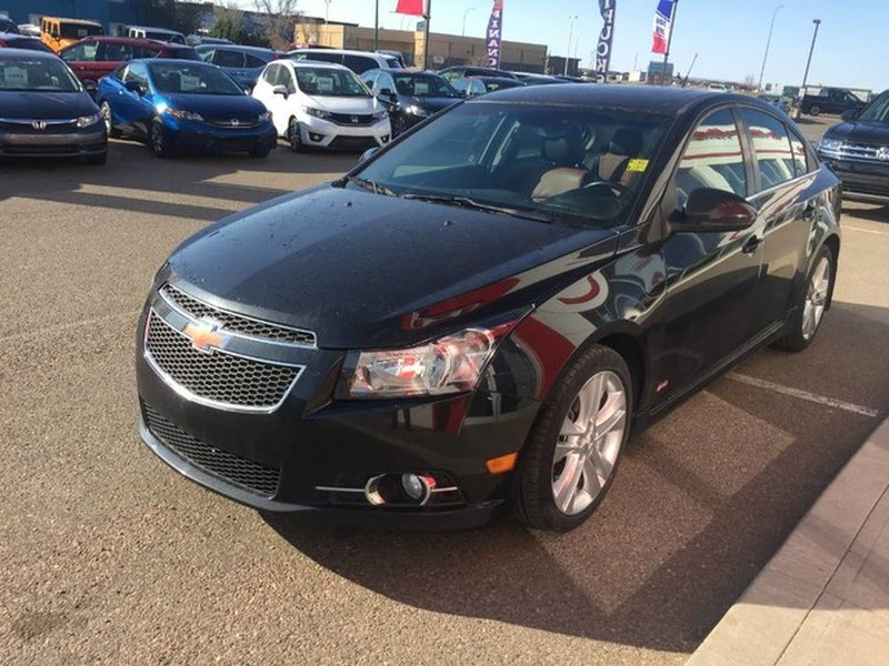 2014 Chevrolet Cruze for sale in Medicine Hat, Alberta