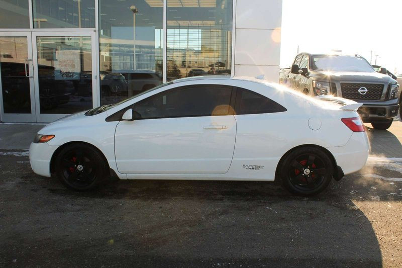 2007 Honda Civic Coupe for sale in Edmonton, Alberta