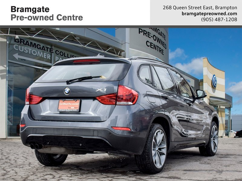 2015 BMW X1 for sale in Brampton, Ontario
