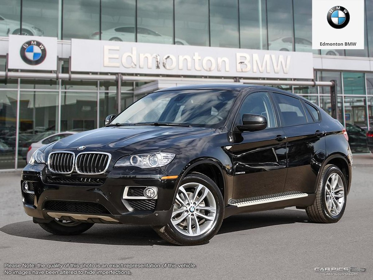 2014 Bmw X6 For Sale In Edmonton
